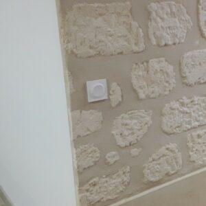 moellon showroom intérieur pierre