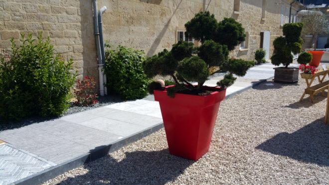 NOUVEAU : les Pots Design Géant