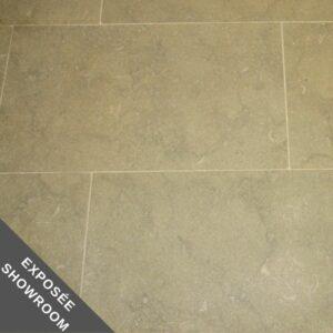Fossil green marbre