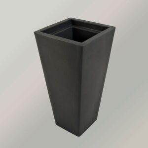 pot design, carré, décoration