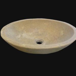 Vasque bol en pierre